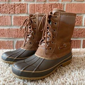 Bass Bernice Winter Duck Boot